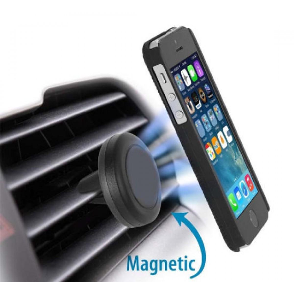 Магнетен држач за мобилен телефон