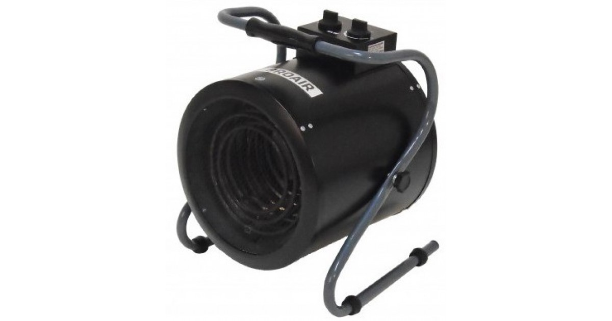 Индустриска електрична трофазна греалка со проток на воздух 9 KW  EG-9R