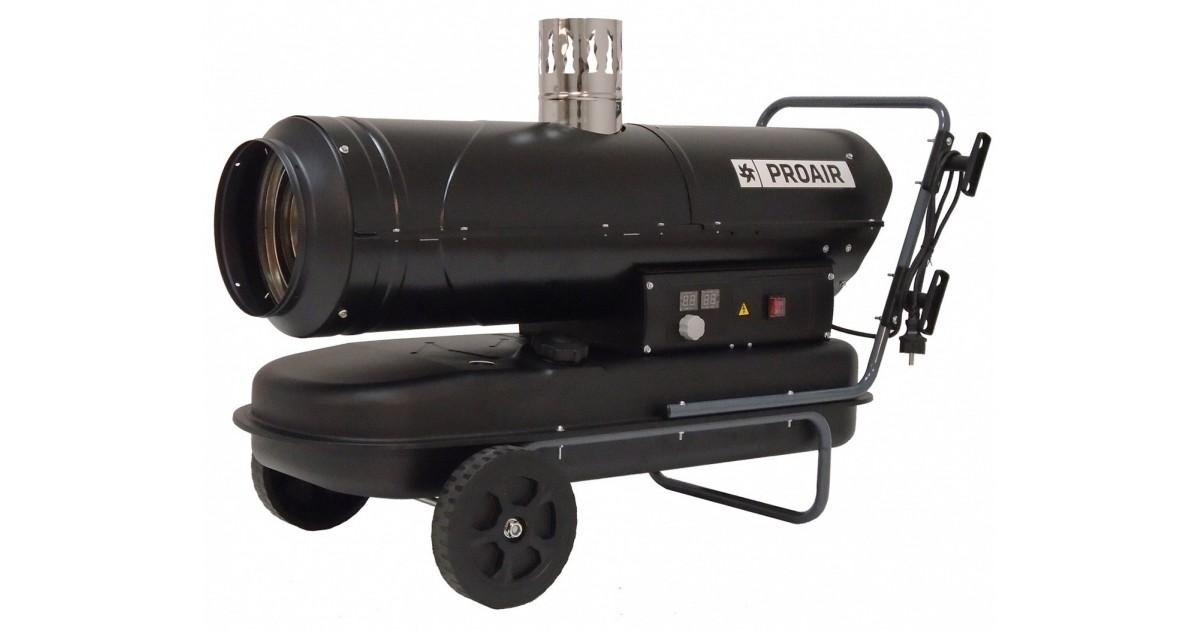 Дизел греалка со издув за гасови 30kW OG-30 IND