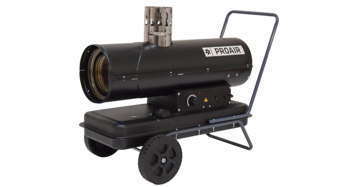 Дизел греалка со издув за гасови 20kW OG-20 IND