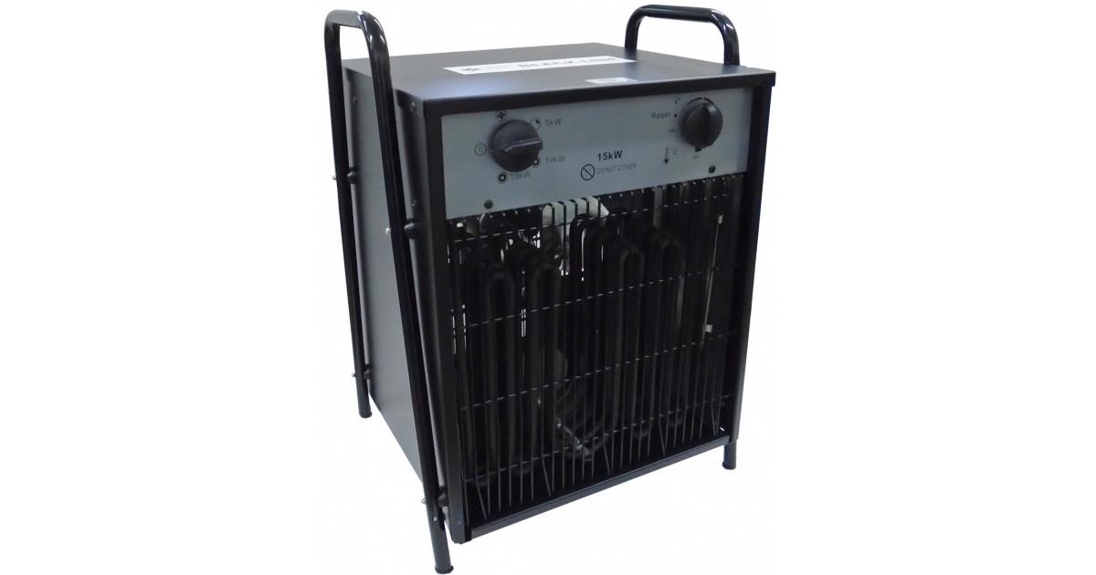 Индустриска електрична трофазна греалка 15kW EG-15