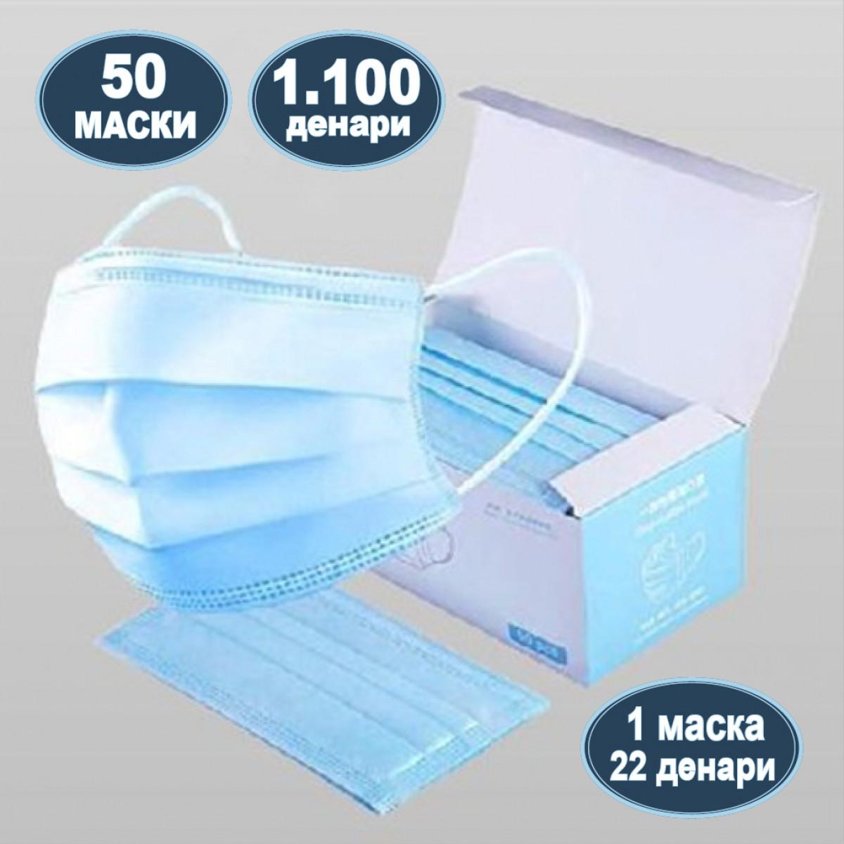 Заштитни медицински маски
