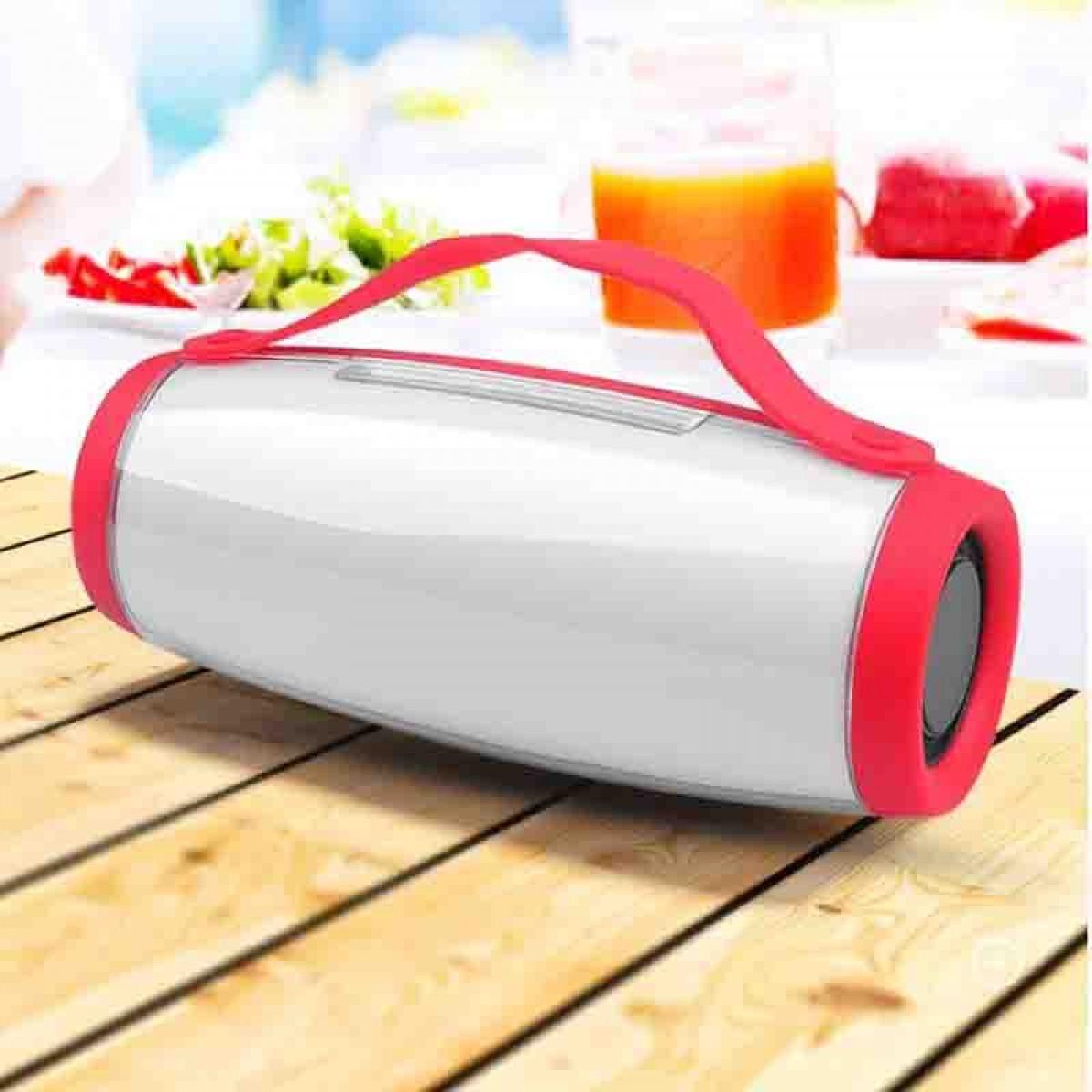 Безжичен Bluetooth звучник со разнобојно LED светло